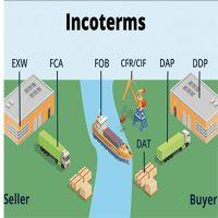 برخی مفاهیم در تجارت بین المللی و ترم های تحویل کالا