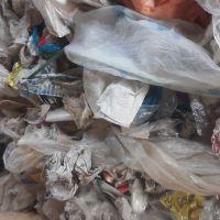 ضایعات در هم پلاستیک پت کیسه سلفن رانی و ...