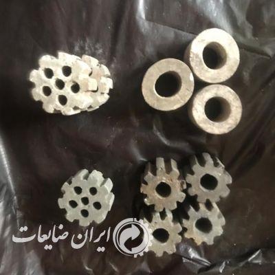 فروش ضایعات کاتالیست صنعتی فولاد