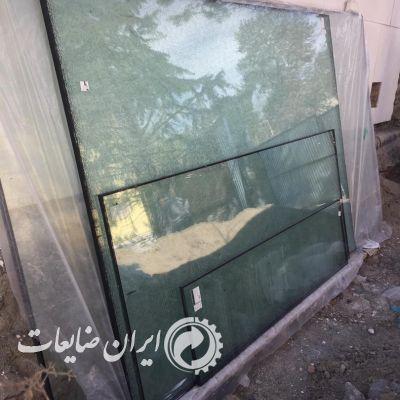 فروش فوری شیشه سکوریت دوجداره پنجره ای
