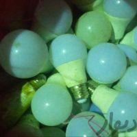 500 کیلو لامپ ال ای دی خراب