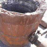 ضایعات آهن سنگین و کوره ضایعات چدن ریز بار