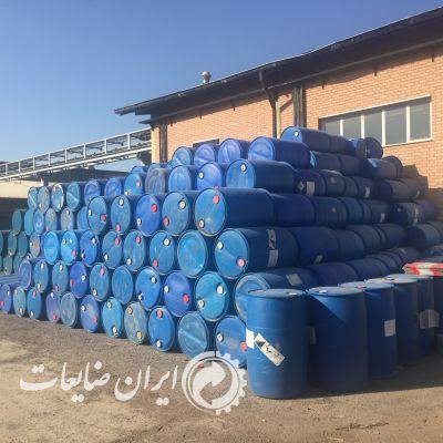 فروش بشکه های پلاستیکی 220 لیتری خارجی