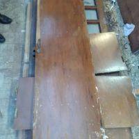 فروش ضایعات چوب - درب کمد - درب ورودی