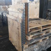 ضایعات چوبی پالت جعبه تخته