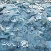 خرید و فروش ضایعات شیشه جام بی رنگ