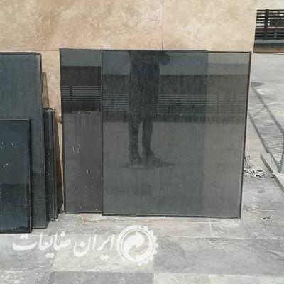 فروش شیشه دوجداره سکوریت  پنجره ای