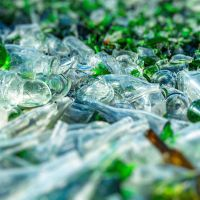 قیمت ضایعات شیشه