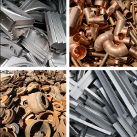 قیمت ضایعات فلزی