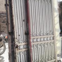 فروش درب فلزی سه لنگه