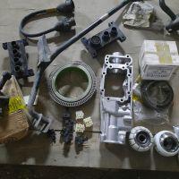 مزایده قطعات ماشین سنگین نو ، اصلی وارداتی