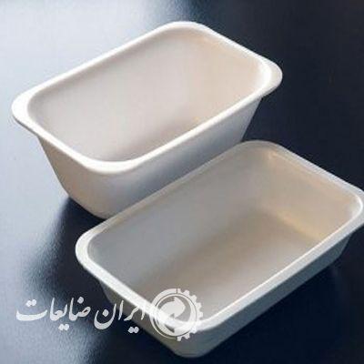 استفاده از پلی استایرن بازیافتی در بسته بندی مواد غذایی