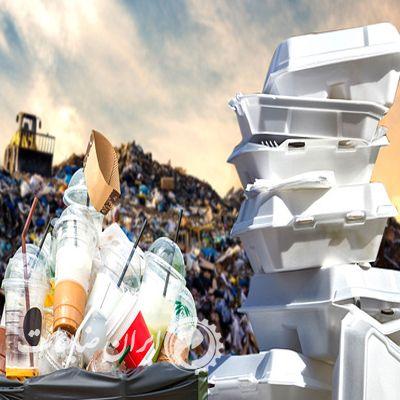 بازیافت پلی استایرن به چه شکلی انجام می شود؟