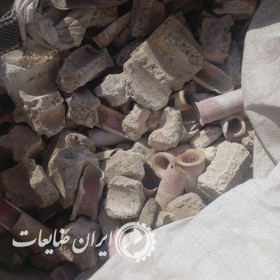 فروش کاشی مسجدی سفال سی ان سی شده پشم سننسوز