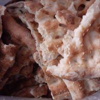 نان خشک تمیز