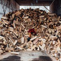 خریدار چوب هیزمی