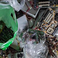 فروش ضایعات کامپیوتری مادربرد پاور هارد