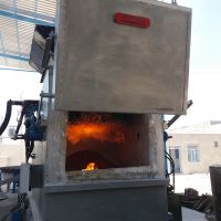 فروش انواع کوره های ذوب فلزات الومینیوم