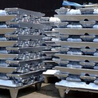 فروش شمش آلومینیوم خشک معمولی و آلیاژی