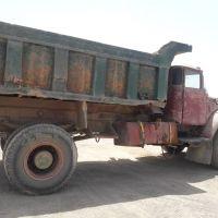 فروش دو دستگاه کامیون مزایده ای
