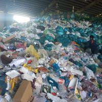 فروش پسماند خشک بازیافتی درهم