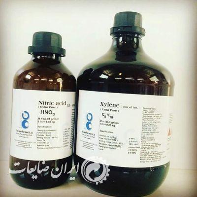 خرید انواع شیشه دارویی سالم 2/5لیتری و 4لیتری مرک