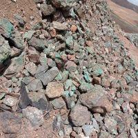 فروش سنگ اکسیدی مس  ۸ درصد
