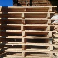 پالت چوبی کاملا نو