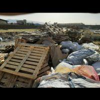فروش ضایعات پالت چوبی