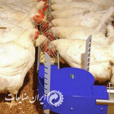خریدضایعات مرغداری،ازقبیل قفس مرغ تخمگذار
