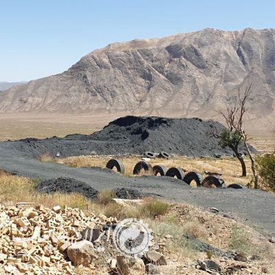 خاک معدنی آلومینیوم عیار20 تا 27