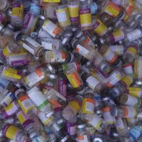 خریدانواع ضایعات شیشه دارویی گاوداری