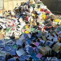 خرید ضایعات کاغذ، ب صورت عمده و جزئی