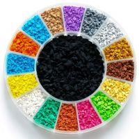 محصولات پلیمری، گرانول، مستربچ، کامپاند