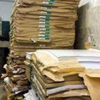 خرید کاغذ بصورت فرم یک رو چاپ ضایعاتی