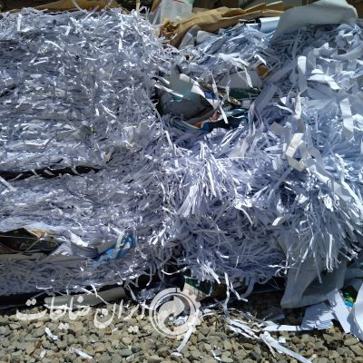خریدار کاغذ باطله روزنامه کتاب پوشال مجله گلاسه زونکن و...در محل شما