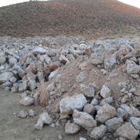 فروش خاک اکسیده روی 5 الی 6%  همراه با س