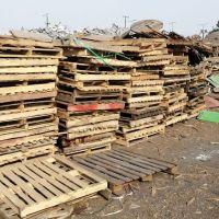 خریدار پالت و ضایعات چوبی