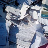 خرید ضایعات کتاب دفتر پرونده روزنامه