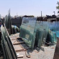 فروش شیشه سکوریت(میرال،نشکن) دسته دوم