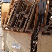 خرید ضایعات چوب صندوق خارجی