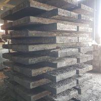 اسلب فولادی ساختمانی و آلیاژی قوسی