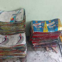 فروش ورق حلب روغن موتور و روغن نباتی