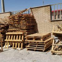 خریدار پالت چوبی