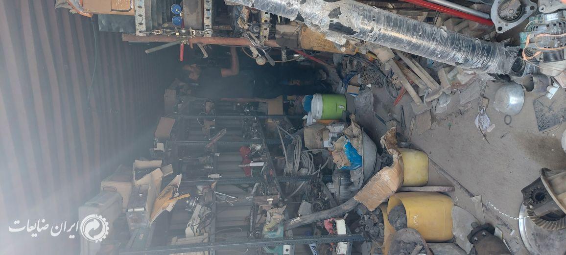 فروش ابزارالات و موتور الات
