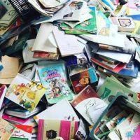 خریدار ضایعات کتاب و دفتر نقدی