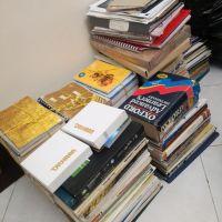 ضایعات کاغذ، کتاب