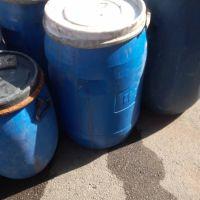 فروش بشکه پلاستیکی درباز 120 و 60 لیتری بادربوبست