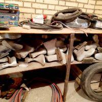فروش لوازم تولید کفش، قالبها و خشک کن