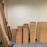 خرید ضایعات ام دی اف نئوپان پالت چوبی